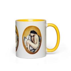 """Hatched"" Mug"