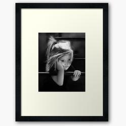 """THAT ONE CHILDHOOD PLAYGROUND..."" Framed Print"