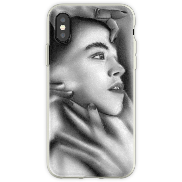 """""""Death of a Child"""" Iphone Case"""