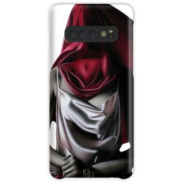 """Comfort in Silence"" Samsung Galaxy Case"