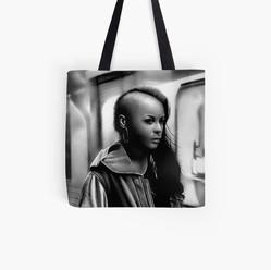 """In Transit"" Tote Bag"