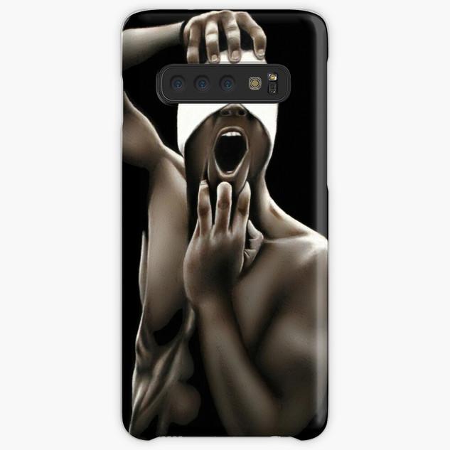 """Descent"" Samsung Galaxy Case"