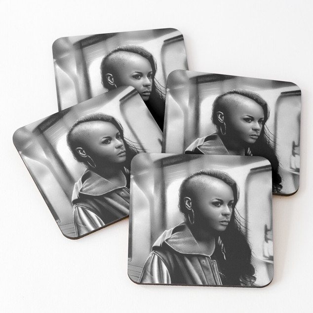 """In Transit"" Coasters"