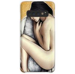 """""""Hatched"""" Samsung Galaxy Case"""