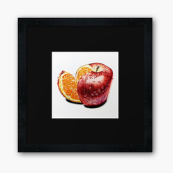 """Freakonomics"" Framed Print"