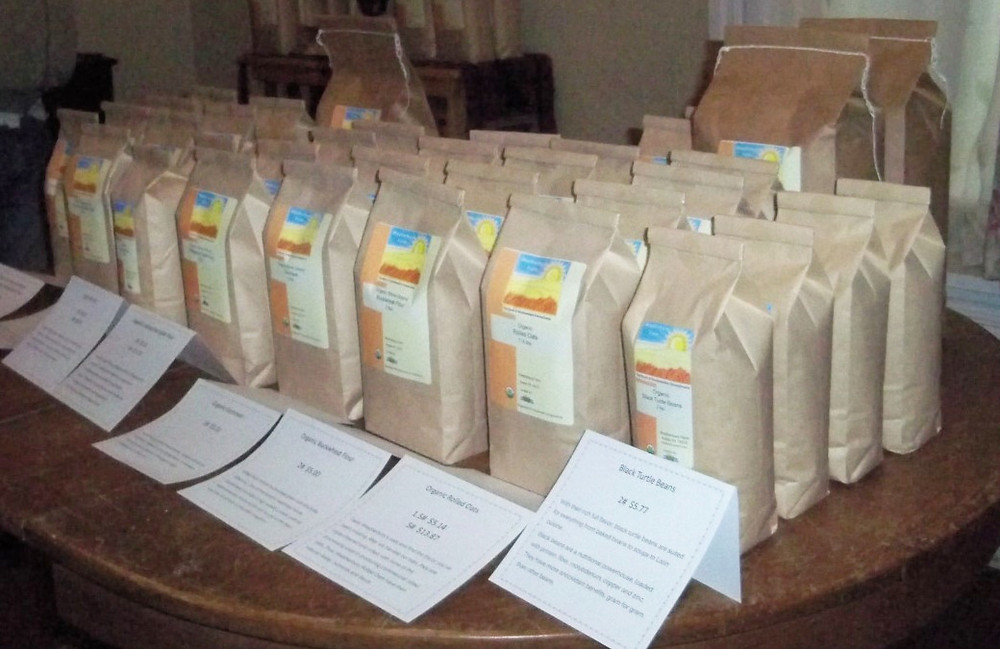 weatherbury farm flours and grains