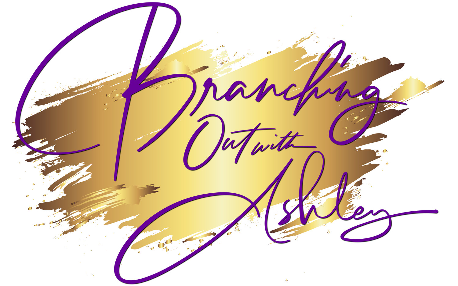 Branching Out with Ashley Full Logo Smal