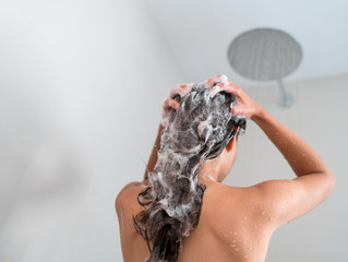 How can taking a shower make a difference?