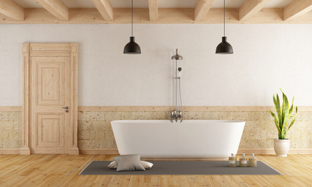 Shower over the middle of bath? | bathblind - premium modern ...