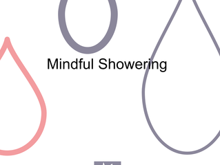 What do you think about when you shower?