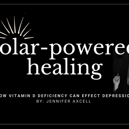Solar-Powered PTSD Healing