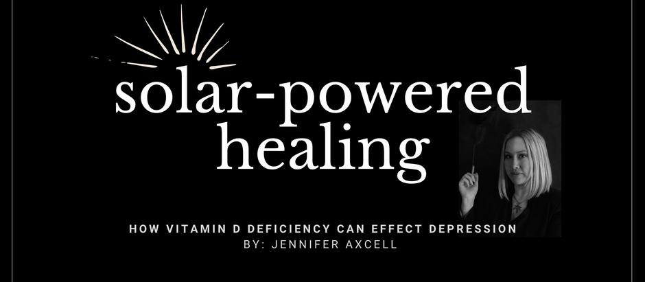 Solar-Powered PTSD Healing
