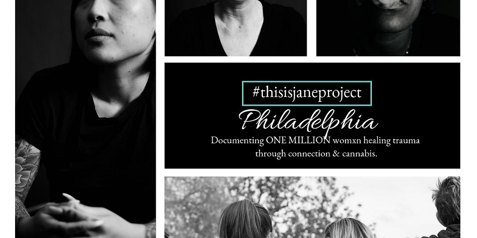 #thisisjaneproject Philadelphia