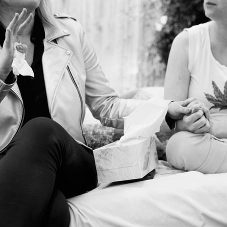 Women Healing Trauma Through Connection and Cannabis