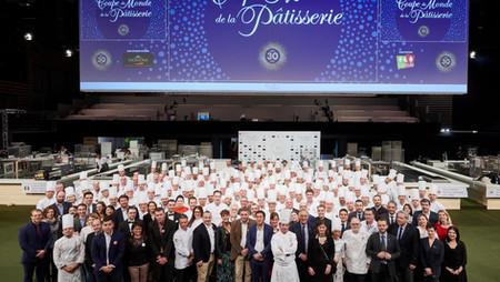 La copa mundial dels pastissers