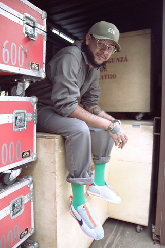 Nike Cortez x Kendrick Lamar // Emicida Photographed by Ton Gomes