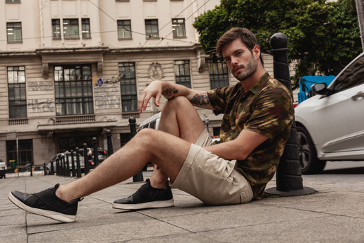 DLT Campaign photographed by Ton Gomes