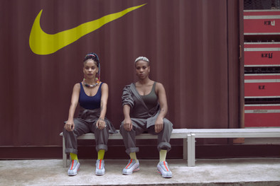 Nike Cortez x Kendrick Lamar // Magá Moura and Karol Conka Photographed by Ton Gomes