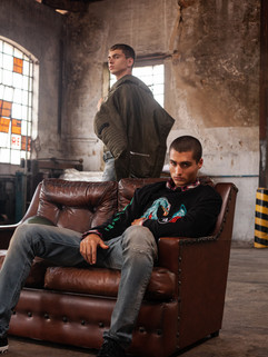 Diesel Brazil Campaign photographed by Ton Gomes