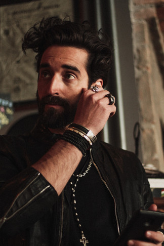Guerreiro Jewelry Campaign photographed by Ton Gomes