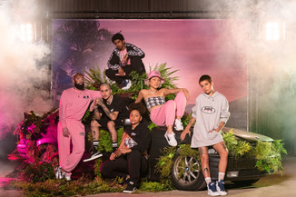 Puma x Von Dutch Global Campaign photographed by Ton Gomes