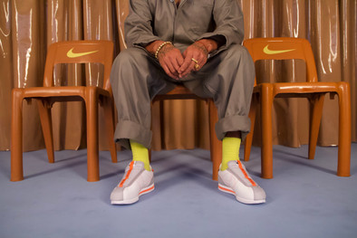 Nike Cortez x Kendrick Lamar // Rael Photographed by Ton Gomes