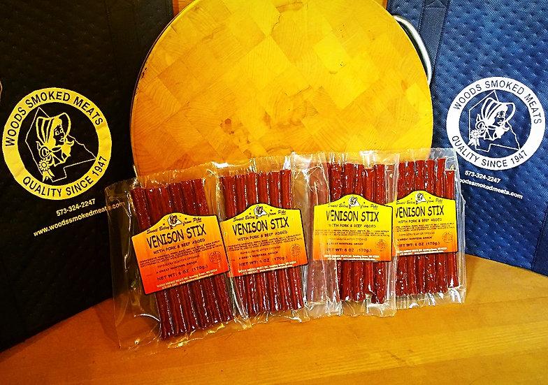 Venison Snack Sticks