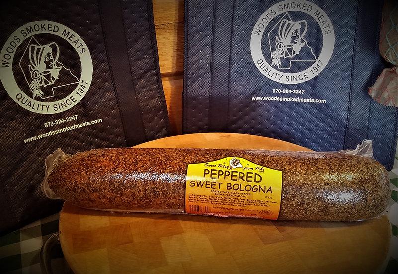 Sweet Peppered Bologna