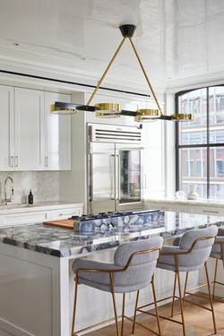 Tribeca Modern Kitchen