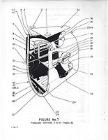 Fuselage Figure No 7 Station 3-4