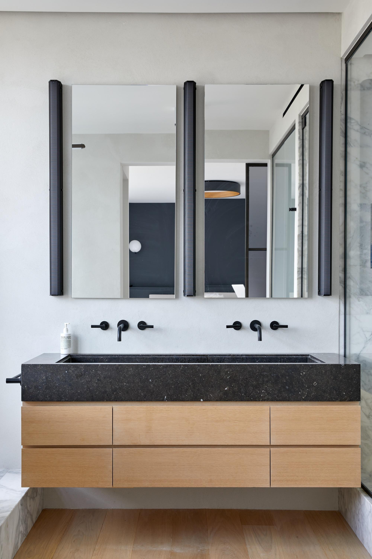 Downtown Modern Master Vanity & Sink