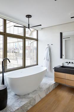 Downtown Modern Bath