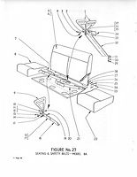 Seating & Safety Belts Figure No 27