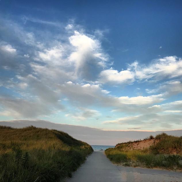 Hampton Beach State Park Beach Access