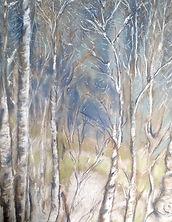 Stopping By Woods - Judy Krassowski.jpg