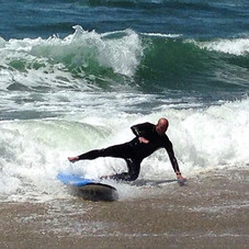 Surf Touchdown, Venice Beach, CA