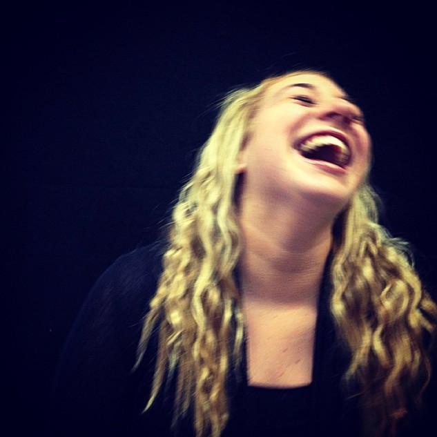 Laughing Emily