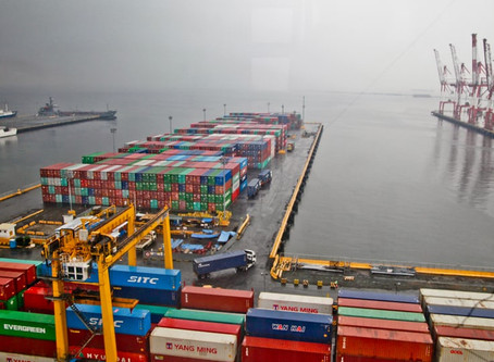 Ports Risk Losing Control of Their Place in the Logistics Chain
