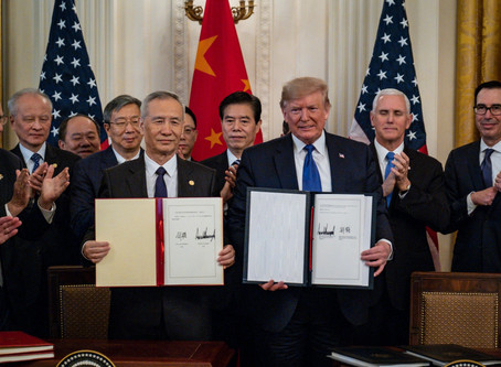 US-China Deal: What Will It Mean for Tanker Shipping?