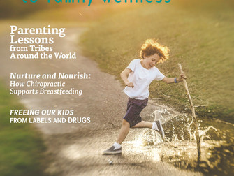 Pathways to Family Wellness Summer 2015 Issue