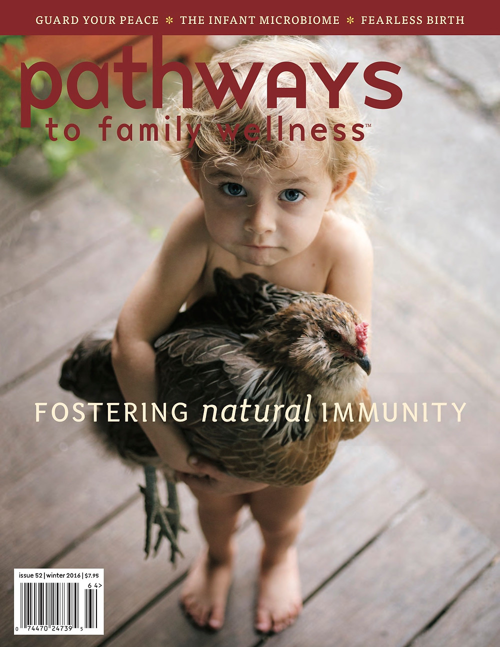 Pathways winter 2016 issue