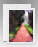 """""""The Road not Taken"""" (item #0008)"""