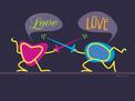 #LOVE'S A #BATTLEFIELD (item #012)