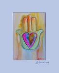 Hamsa: Hand of God (item#29)