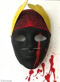 Tribal Mask #35