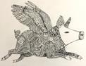 #Flying #Pig (item #18)