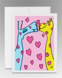 """Love Giraffe""(item #0002)"