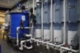 Phosphorus filtration equipment