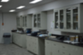 Phosphorus Free Water Solutions lab space