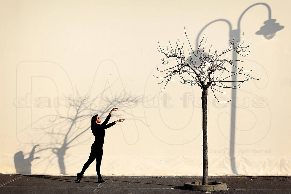 danza fuori dai luoghi comuni foto